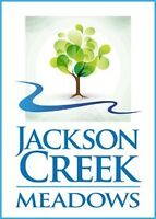 Offering Afterschool Care- Jackson Creek Meadows Subdivision