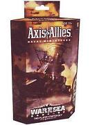 Axis and Allies War at Sea Starter