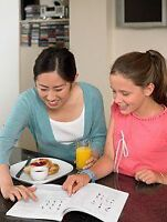 Looking for something different? Host an international student!