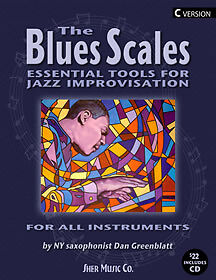The Blues Scales: Essential Tools for Jazz Improvising (Spiral)