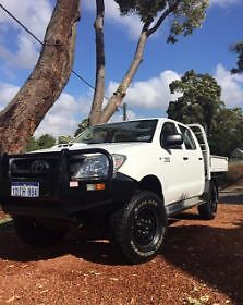 2010 Toyota Hilux Ute **12 MONTH WARRANTY** West Perth Perth City Area Preview