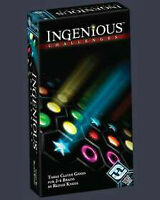 Ingenious Challenges Board Game NEW!!