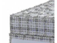 NEW 4FT6 ORTHOPEDIC MATTRESS ORDERED WRONG SIZE COST £179