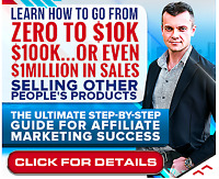 Affiliate Marketing Business Opportunity