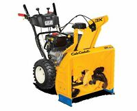 Cub Cadet 3X26HD Snowblowers - 0% financing - $44.99 monthly