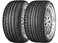 Continental ContiSport Contact 5 (SET OF 4) (225/45 R17 91W) for £220!