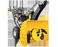Save on Cub Cadet snowblowers - 3X28 - only $1249.00