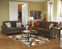 NEW FABRIC LIVINGROOM SETS AT AMAZING PRICES!!