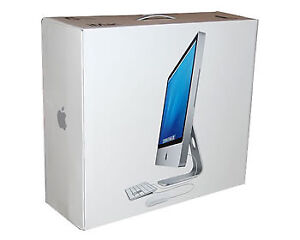 Looking for an empty box for imac 27 inch