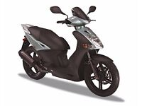 Kymco Agility City 125i CBS 125cc scooter only £1971 with 2 years parts and labour warranty