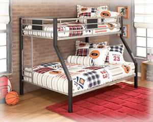 NEW SOLID WOOD OR METAL BUNK BEDS