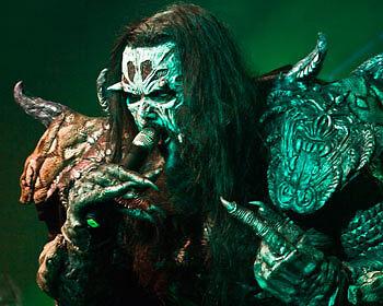 Lordi sorgt für reichlich Gänsehaut. (Copyright: Wikimedia Commons)