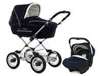 Silver cross pram/buggy/car seat