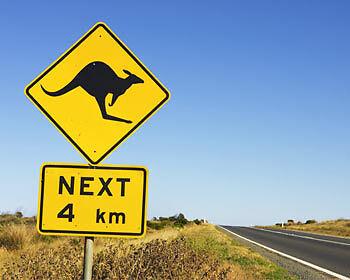 2015 rückt Australien einmalig nach Europa. (Copyright: Thinkstock/ über The Digitale)