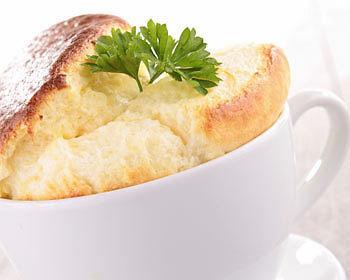Auch pikant der Renner: Mug Cakes mit Käse. (Copyright: Thinkstock/ über The Digitale)