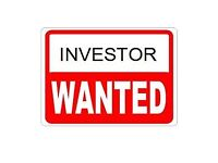 Investor/Partner required for exciting franchise business opportunity