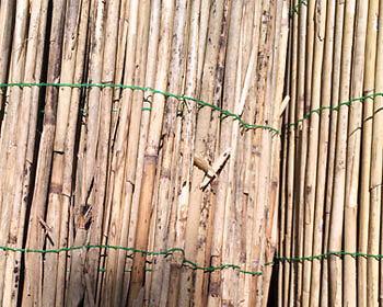 Bambusmatten sorgen für echtes Südsee-Flair. (Copyright: The Digitale)