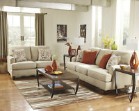 NEW FABRIC LIVINGROOM SETS AT AMAZING PRICES!!!