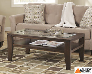 ASHLEY COFFEE TABLES FROM $145