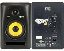 KRK Rokit 6 G2 Studio Monitors / Speakers Kotara Newcastle Area Preview