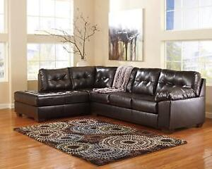 SECTIONAL AND SOFA ON SALE FROM $298