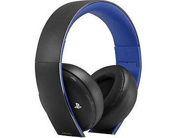 Das Wireless-Stereo-Headset von Sony liefert kristallklare Soundeffekte.