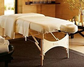 £50/30min deep tissue massage