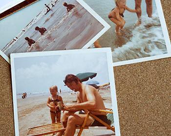 Lass sie in den schönsten Erinnerungen schwelgen. (Copyright: Thinkstock/ über The Digitale)