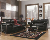 NEW LEATHER OR FABRIC FURNITURE...WHOLESALE PRICED!