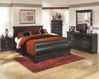 ***OVERSTOCKED*** NEW SLEIGH BEDROOM SUITE!! 10%OFF