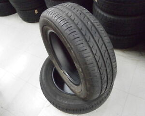 245/60R20 Set of 2 Yokohama Used Free Inst.&Bal.75%Tread Left