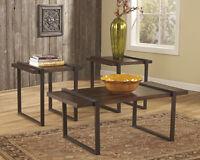 Ashley Coffee Table Set @@@@ Vanaik Furniture