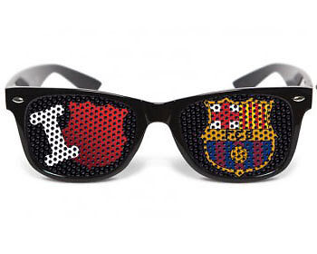 Für alle, die nur noch den FC Barcelona vor Augen haben. (Copyright: Nunettes)