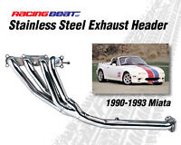 Mazda Miata NA Racing Beat Header 1990-93