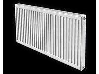 Single Type 11 white radiator 600 x 800mm