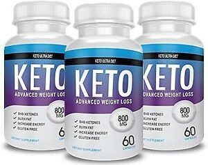 Keto Ultra 3 Months Supply