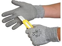 10 PAIRS CUT LEVEL 3 SAFETY GLOVES