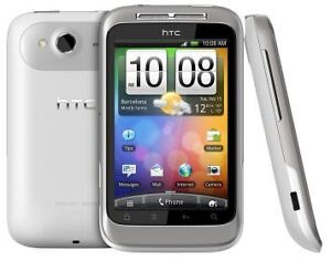 HTC WILD FIRE ANDROID BRAND NEW IN THE BOX WITH BELL VERGIN