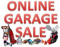 GARAGE SALE - Tools, Furniture, Collectibles, Household