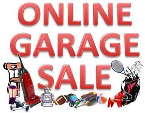Online Garage Sale: Clothing, Shoes, Jerseys, Militaria & More!