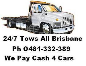 Cheap Towing Brisbane Tow Truck Tilt Tray Transport Car Carrier Logan Central Logan Area Preview