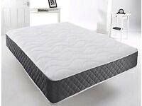 """‼DONT MISS OUT ON OUR LUXURY 10"""" MEMORY FOAM MATTRESSES! FREE DELIVERY ON ALL ORDERS💥"""