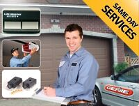Surrey Garage Door Service - Best Warranty - Lowest Prices