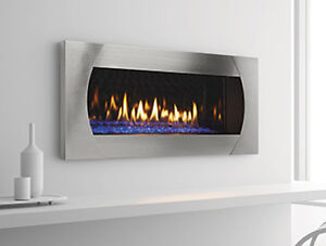 Gas/Electric Fireplaces, Conversion Kits