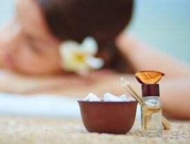 Relaxing full body massage in Canary Wharf