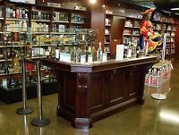 Liquor Sampling Reps