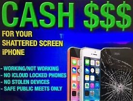WANTED: ANY PHONE IN ANY CONDITION