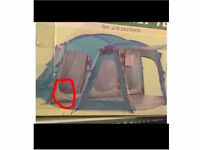 Large 6 man family tent