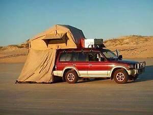 Mitsubishi Pajero Wagon camper Perth Airport Belmont Area Preview