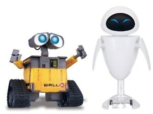 Disney Pixar Interactive Wall-E and Eve